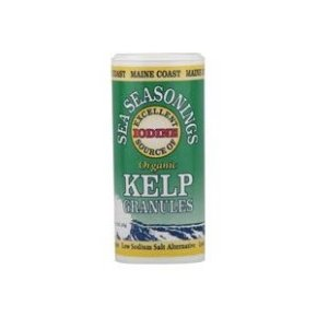 Kelp, the new salt.