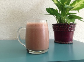 """Chocolate Mylk with """"Superpowers"""""""