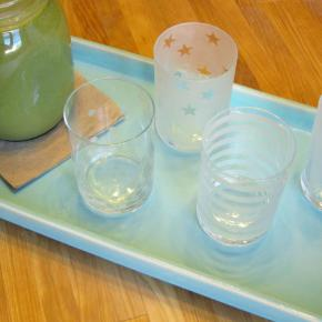 Glass Etching and Green Smoothie Workshop