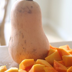 Butternut Squash, As A Sauce Or A Soup!