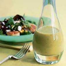 garlic miso dressing