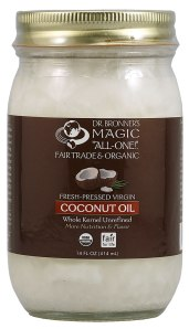 Dr-Bronners coconut oil