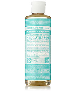 dr bronners mild soap