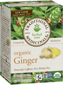 ™ ginger tea