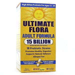 renew life probiotic