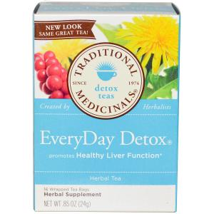 everyday detox tea