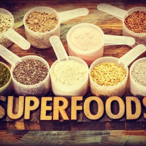 Eating Superfoods – A Workshop in NYC
